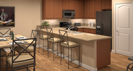 Ruby Vista Apartment Layouts in Elko Nevada